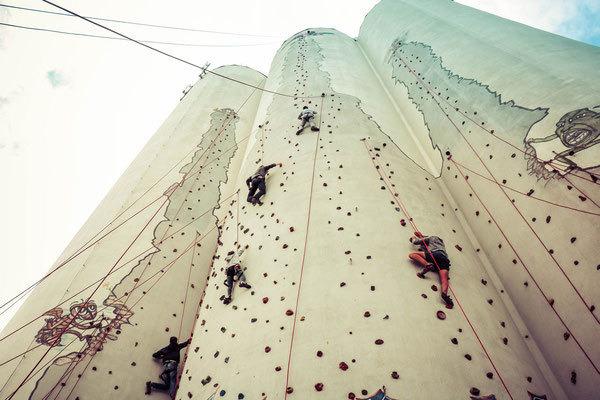 Klettern auf Fehmarn