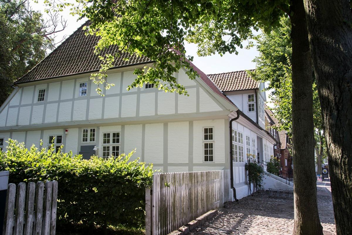 Altstadt Burg auf Fehmarn
