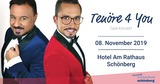 Konzert mit Tenöre4You