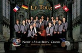 Konzert der North Star Boys aus Minnesota